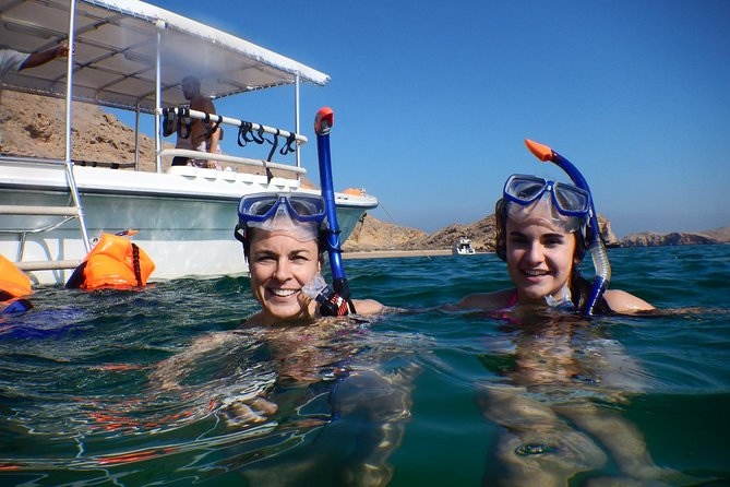 Snorkeling Trip from Muscat