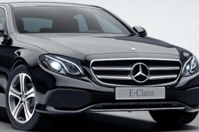 Dublin City To Belfast City Northern Ireland UK Private Chauffeur Transfer