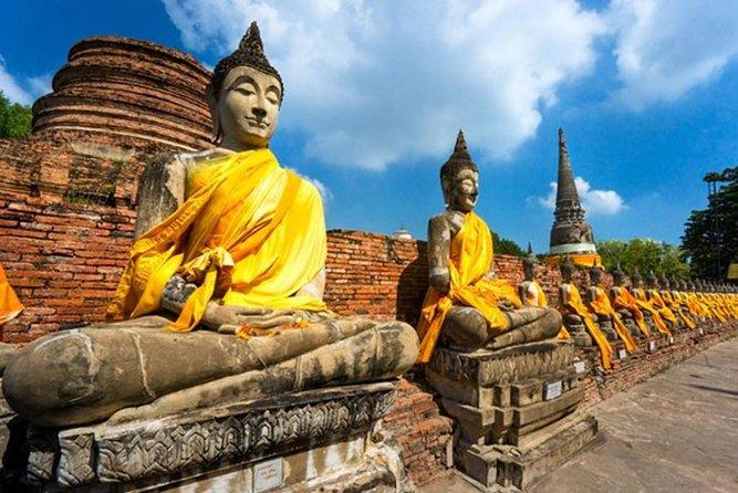 Discover Ayutthaya Highlights