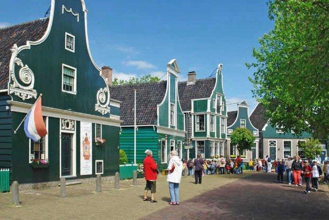 4-hour trip to the Zaanse Schans + Volendam