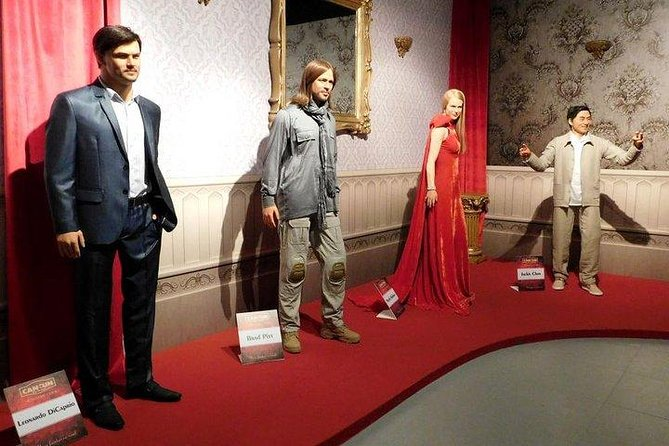 No Rows: Entrance to the Wax Museum and Ripley`s Museum in Mexico City