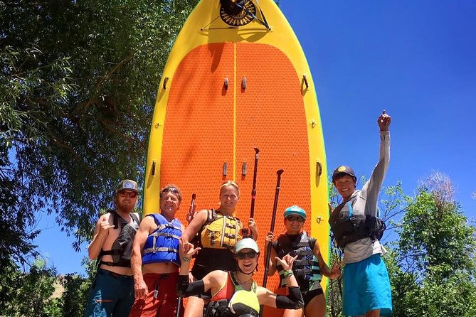 Moab Party Paddle Board Rental