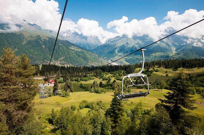 4-Day Tour in Svaneti