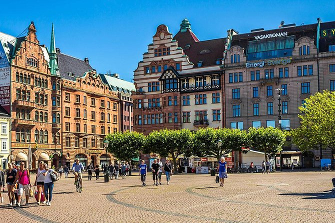 Discover historic city squares