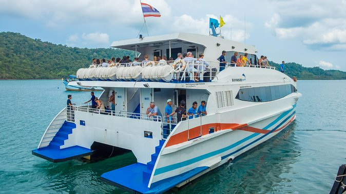 Official - Trad to Koh Kood by Boonsiri Bus and High Speed Catamaran photo 2