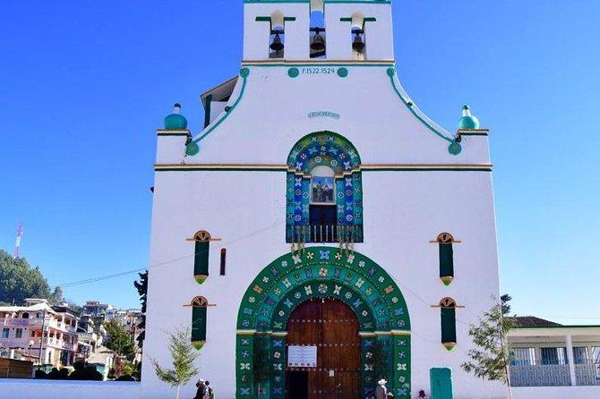 San Juan Chamula and Zinacantán Indigenous Communities