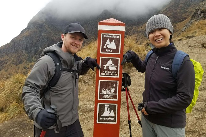4 days - Inca Trail to Machu Picchu - Group Service