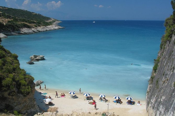 SUP TOUR to the Sulphur and Collagen Spa Beach at Xigia Zakynthos Island by PSZ