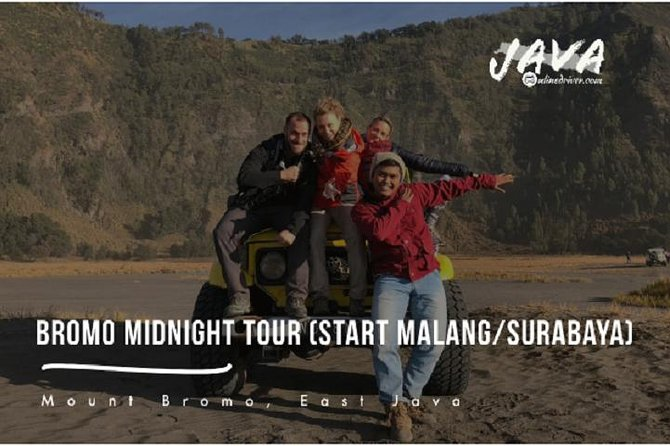 Bromo Midnight Tour (Start Malang / Surabaya)