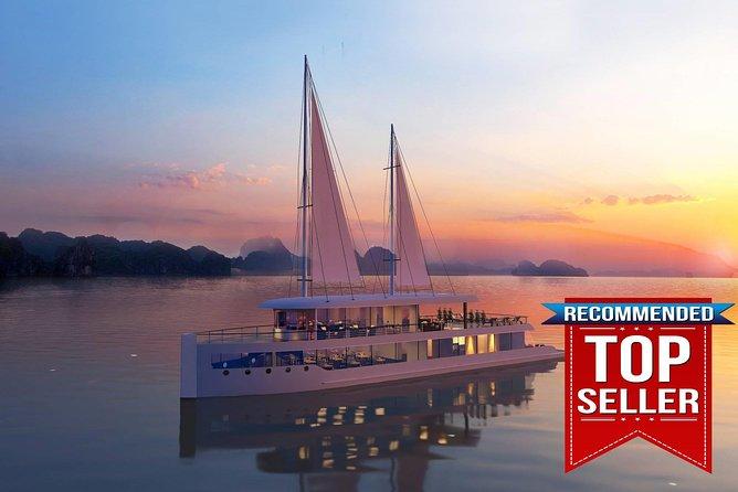 * SALE! 4 Days Tour:Jade Sail Day trip - Ninh Binh - Phong Nha - Hue to Hoi An
