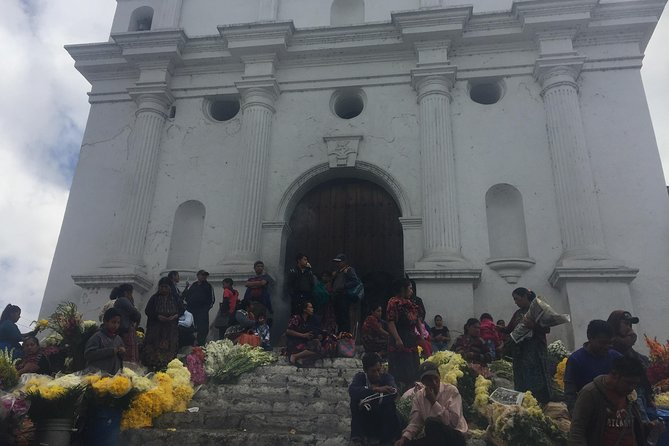 Shared shuttles - To and From Chichicastenango