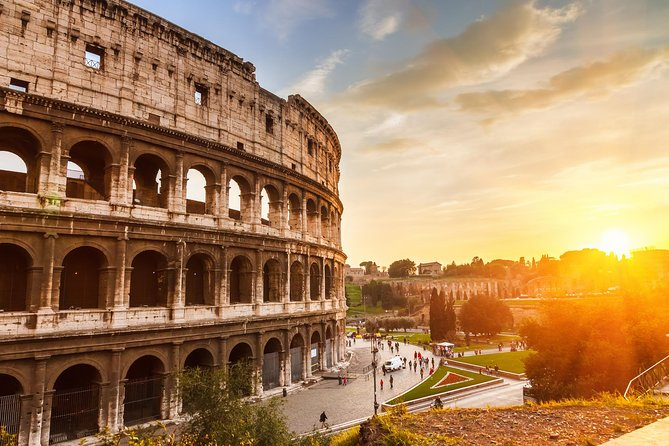 Skip-the-Line Entry Guided Tour in Rome Colosseum, Roman Forum and Palatine Hill