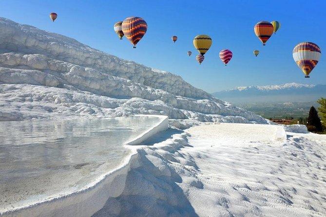 Pamukkale Hot Air Balloon Tour