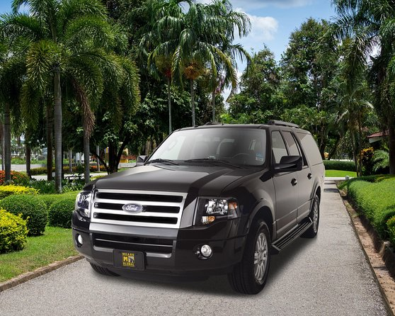 Private Transfer with Luxury SUV