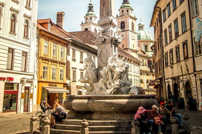 Ljubljana culinary tour