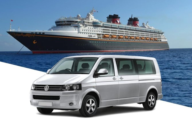 Dover Cruise Terminals to Heathrow Airport Private Minivan Arrival Transfer