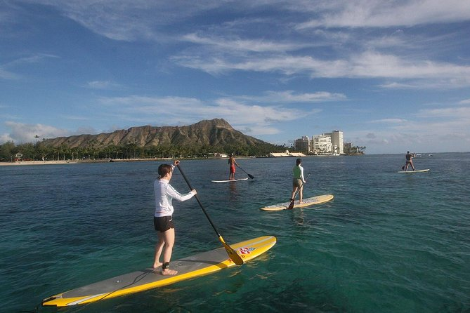 Stand Up Paddleboarding - Exclusive Group Lessons - Waikiki, Oahu