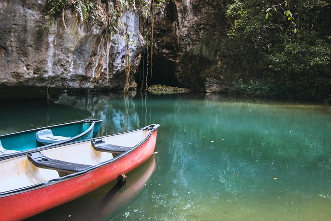 Cave Canoeing with Local Tour Guide