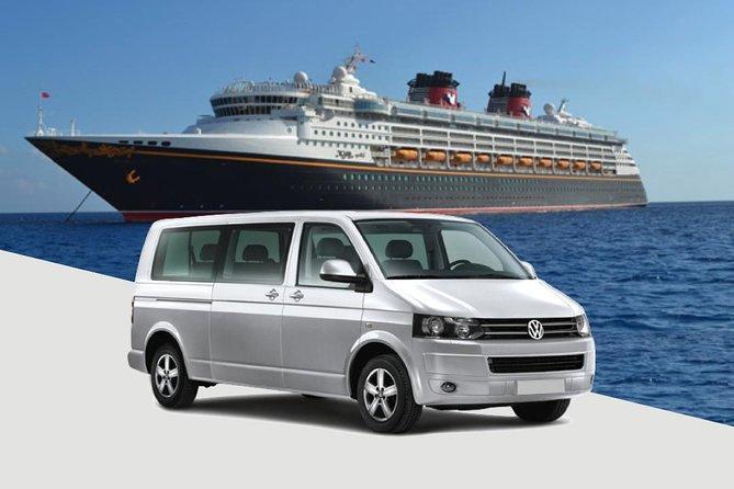 Dover Cruise Terminal to London Private Minivan Arrival Transfer