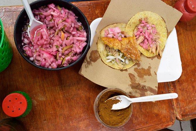 Merida Street Food Walking Tour