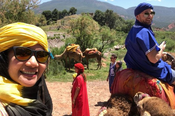 Agafay Desert , Atlas Mountains and Berber Villages Day Trip from Marrakech photo 2