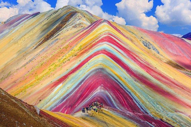 4 Days - |ALL INCLUDED| Machupicchu Magic - Rainbow Mountain (Private)