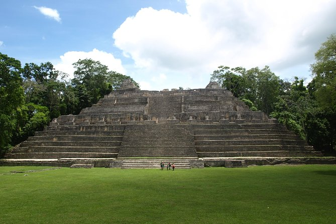 Caracol Maya Site & Pools with Local Tour guide & Belizean Lunch