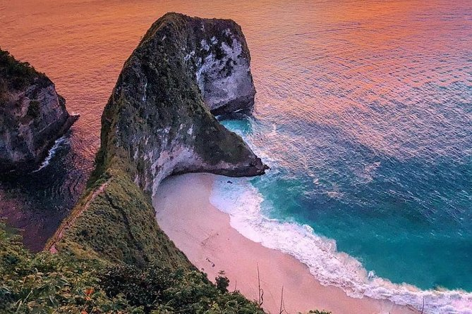 Day Trip Nusa Penida - Kelingking (T-Rex) Beach, Diamond Beach, Tree House