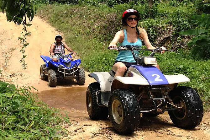 Koh Samui : All Terrain Vehicle (ATV) Quad Bike Tour