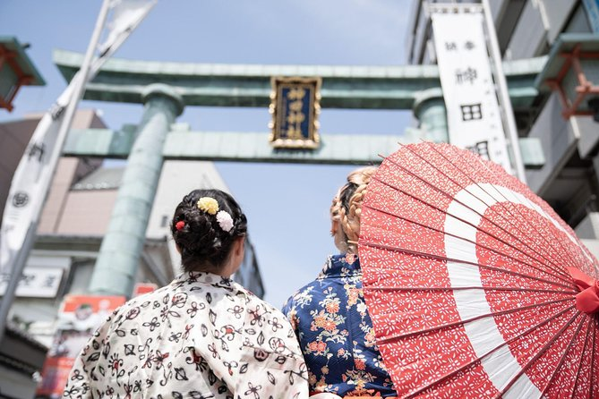 [Kimono rental] Freely dress up traditional Japanese culture like clothes ~ Casual kimono ~