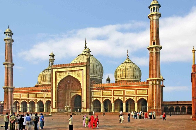 Customizable Private Delhi Tour with Professional Tour Guide