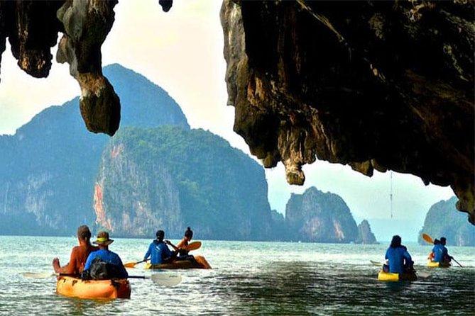 Phang Nga Bay & James Bond Island by Big Boat