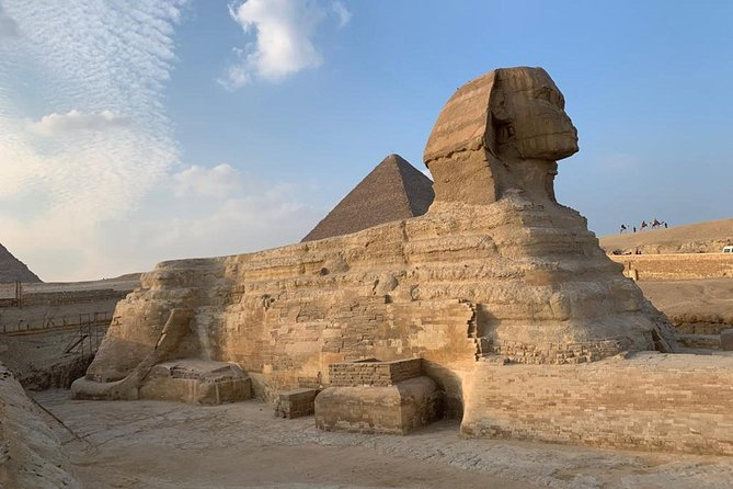 Giza pyramids, Sphinx, Sakkara and Dahshur Private Trip photo 6