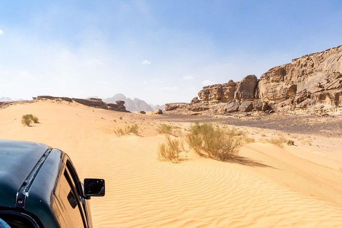 Wadi Rum | Private Full Day Desert Tour