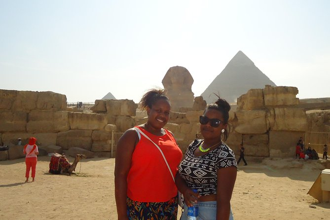 Giza Pyramids, Sphinx, Memphis and Saqqara Trip