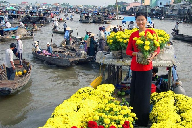 Private Cai Rang Floating Market in Can Tho 1 Day