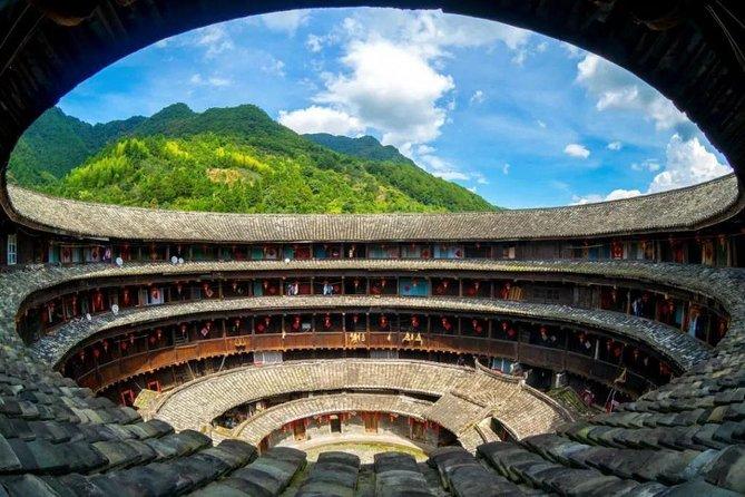 Xiamen Private Day Tour to HongKeng Hakka Tulou Cluster
