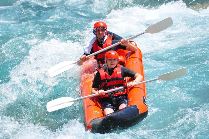 White-Water Rafting Experience from Side and Manavgat
