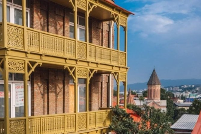 Top 5 list to explore in Georgia