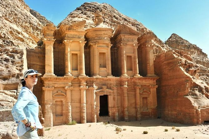 From the Dead Sea: 3 Day Tour Petra And Wadi Rum