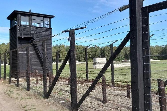 Stutthof - regular tour of a concentration camp