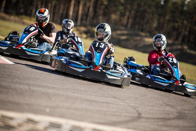 Riga Outdoor Go Karting