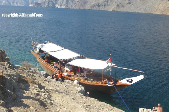 Musandam Khasab Day Trip & dhow cruise From Ras Al Khaimah