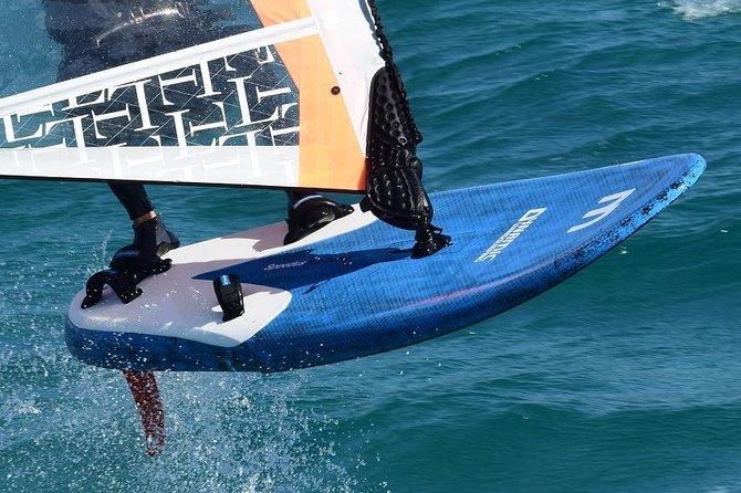 Dynamic Windsurfing Beginner class Day1