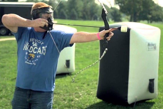Riga Archery Tag
