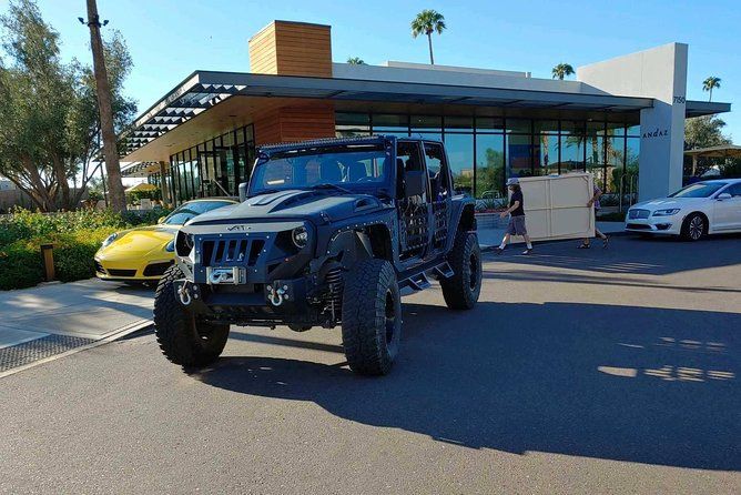 Scottsdale City Jeep Tour photo 8