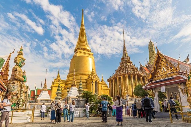 Private Car Charter: Bangkok City Full Day Tour (English Speaking Driver)