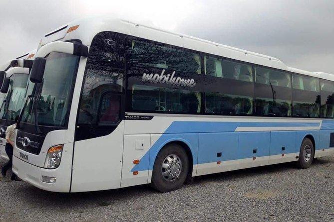 Bus ticket Ninh Binh To Phong Nha