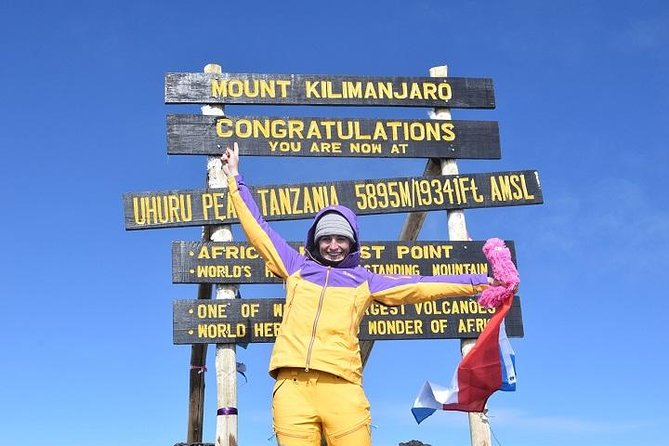 8 Days itinerary Kilimanjaro trek - Lemosho route photo 9