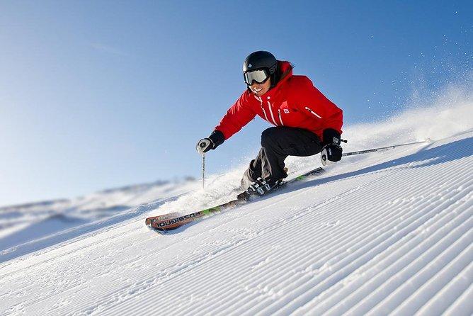Volcanic Snow & Ski Experience